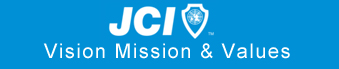 JCI Vision Mission & Values